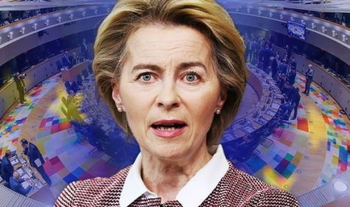 Von der Leyen exposed: EU chief's 'power grab' plot for total control of European spending