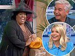 This Morning's Alison Hammond hilariously confuses trick-or-treating with 'TREACLE treating'