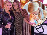 Sam Faiers reveals her sister Billie REFUSED her sbirthday gift of a helicopter ride over New York