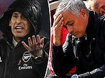Jose Mourinho, Arsenal pressure and Chelsea's run - 10 Premier League talking points