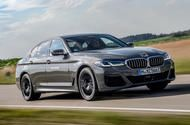 First drive: 2020 BMW 545e xDrive prototype