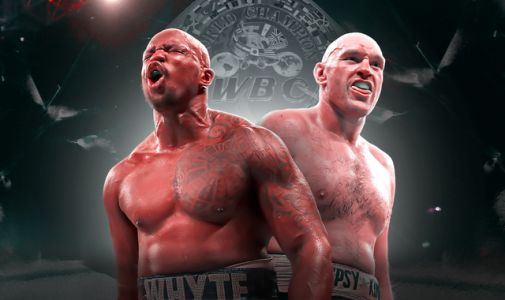 Whyte vs Povetkin: WBC makes position clear about Tyson Fury's WBC title commitments to Dillian Whyte