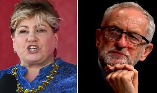 Labour explodes into civil war as Emily Thornberry rejects Corbyn's Brexit policy