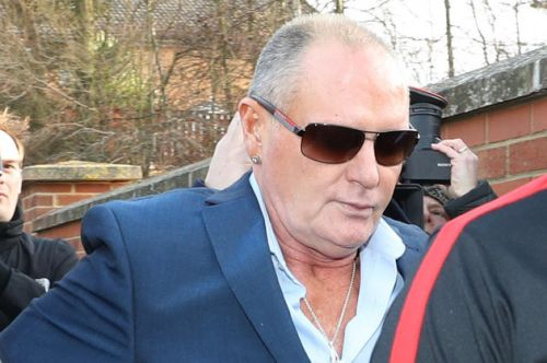 Paul Gascoigne Pleads Not Guilty To Sexual Assault On Train
