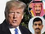 Trump maintains a diplomatic tone with Saudi Arabia in wake of 'terror' attack on naval base