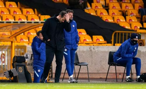 Official: Frank Lampard sacked as Chelsea manager
