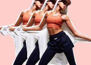 The third Reebok x Victoria Beckham collection is finally here