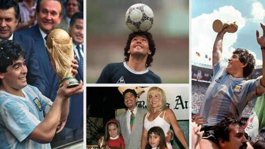 Diego Maradona obituary: 'I did not cheat - it was cunning, craftiness'