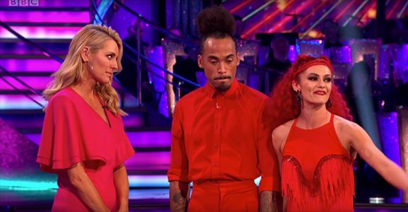 Strictly Come Dancing: Dev And Dianne's Early Exit Has Left People Absolutely Fuming
