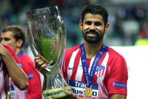 Diego Costa has revealed what he told Simeone when he was linked with Atletico Madrid at Chelsea