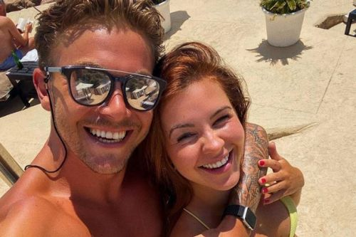 Shelby Tribble wows in another cheap high street bikini - get it here