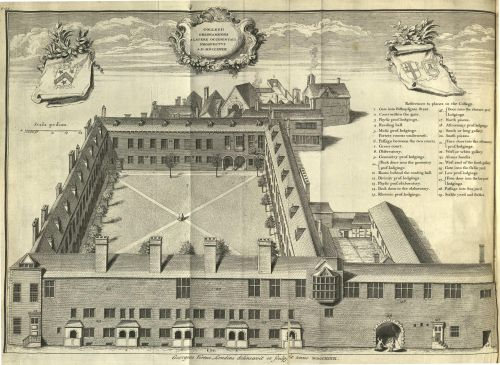 London landmarks of science: a historical highlights tour