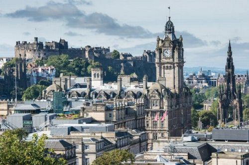 Edinburgh hotel stay for two only £89 with amazing Wowcher offer