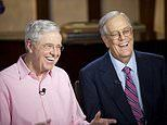 David Koch dead: Prominent Republican party donor is dead at 79