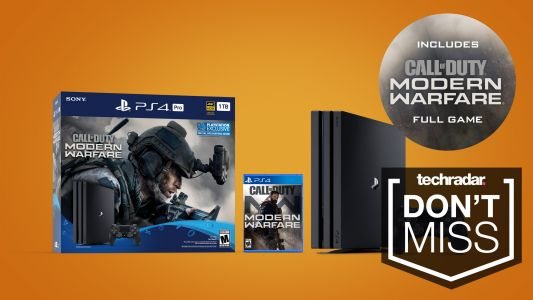 This great PS4 Pro deal bundles Call of Duty: Modern Warfare for $299