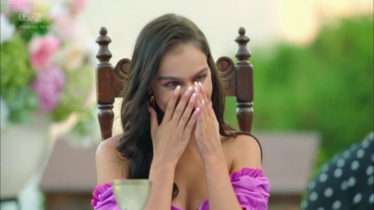 Love Island's Siannese bursts into tears after Luke T says 'I love you' on fairy tale date