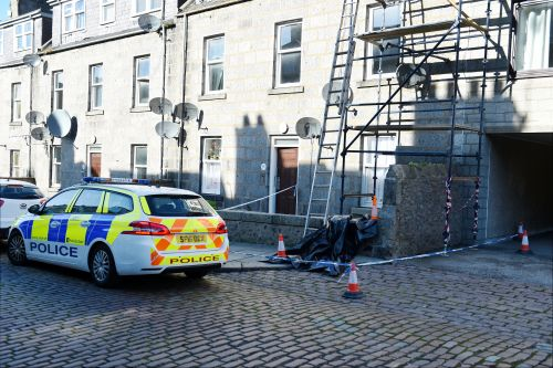 Aberdeen building firm fined after employee fell to his death from perilous scaffold
