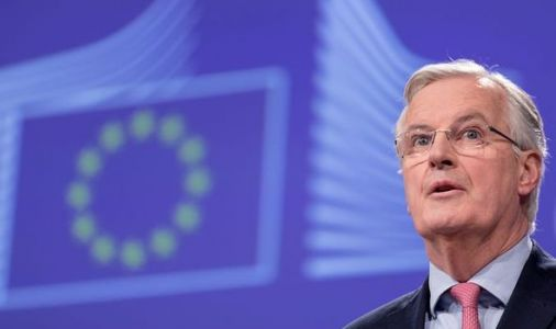 EU confession: Michel Barnier admitted 'European project is fragile' as bloc splits