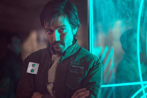 When is the Star Wars Cassian Andor series coming to Disney+?