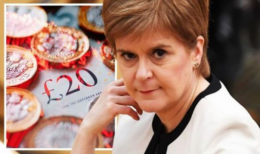 Sturgeon warned Scotland could slump into RECESSION with huge £2.5bn four-day week plan