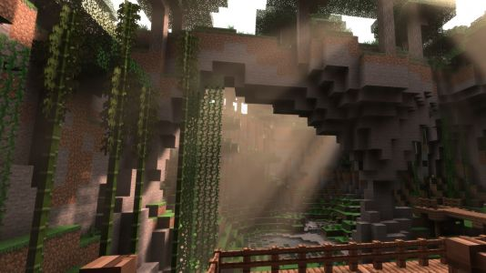 Minecraft gets free ray tracing support