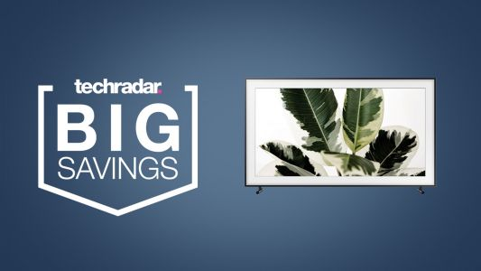 A QLED TV with a unique set of features: save £300 on this Samsung Frame TV deal