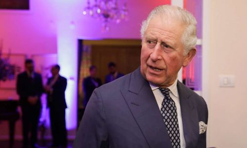 Prince Charles denies snubbing US Vice President Mike Pence by avoiding handshake