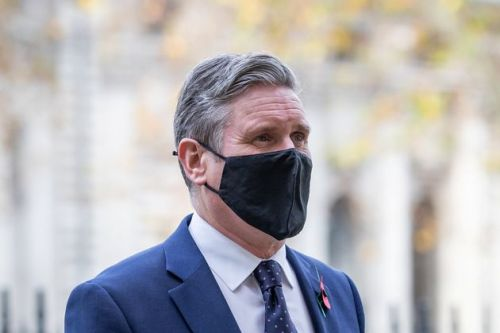 Labour Leader Keir Starmer Forced To Self-Isolate - Again
