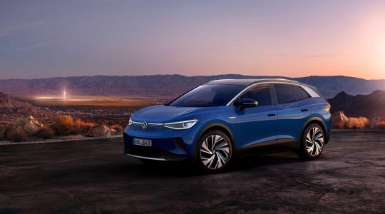 The all-electric ID.4 SUV is leading VW's charge against Tesla - here's how it compares to the Model Y