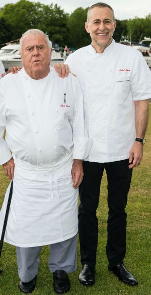 MasterChef Star Michel Roux Jr Pays Tribute To Chef Father Albert Roux Following His Death, Aged 85