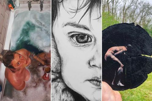 This Is Isolation, Summed Up Poignantly By 8 Young Artists In Lockdown