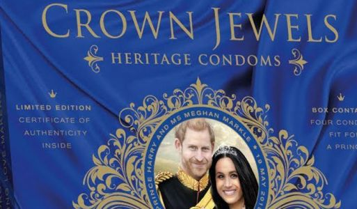 Five weirdest Harry and Meghan royal wedding souvenirs
