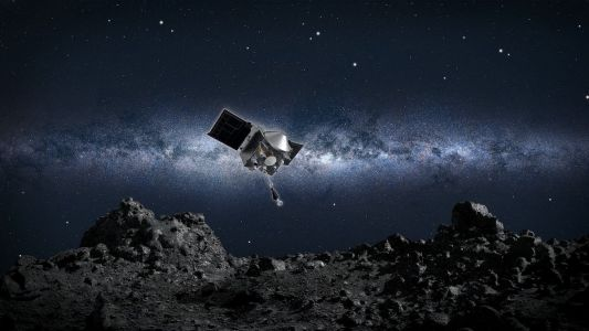 After four-year journey, NASA spacecraft ready to touch an asteroid