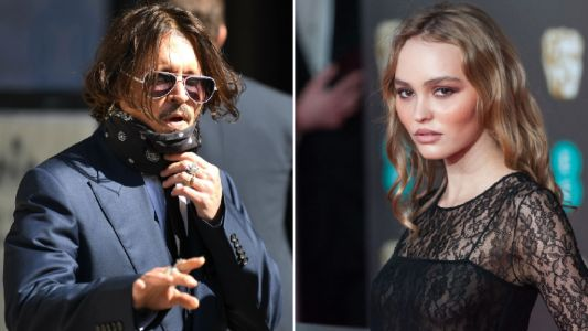 Johnny Depp gave daughter Lily-Rose marijuana when she was 13 years old