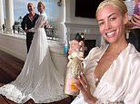 Before the 'I Do's': Heather Rae Young gives behind-the-scenes look at her wedding prep