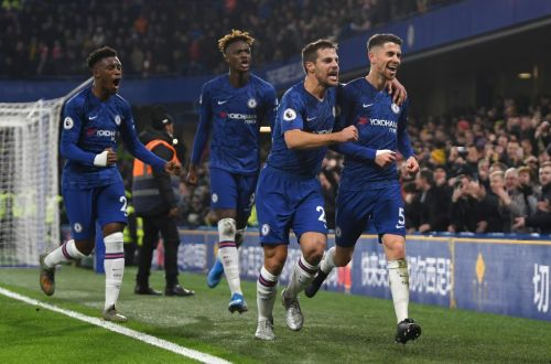 Frank Lampard reassures Jorginho over importance to Chelsea: 'I am very happy with him'