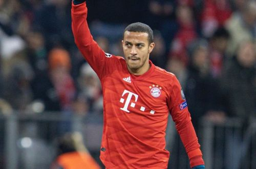 """Liverpool now claimed to be """"very close"""" to signing Thiago from Bayern"""