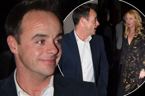 Ant McPartlin takes Anne-Marie Corbett on date night amid rumours of 'proposal plans'