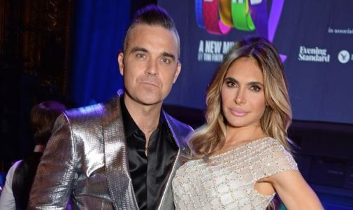 Robbie Williams and wife Ayda Field say they were threatened with being beheaded during Haiti 2010 charity trip