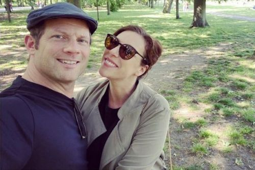 Dermot O'Leary opens up about the 'sleepless love' of parenting for first time
