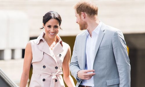 Celebrity daily edit: the Duke and Duchess of Sussex visit Nelson Mandela exhibition and more - video