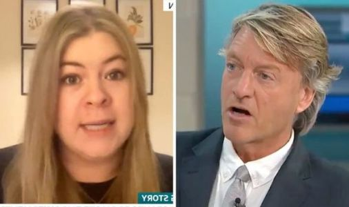 Richard Madeley ends interview as beauty pageant row sees chaos on GMB 'Out of time!'