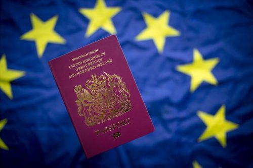 How will Brexit affect UK passports?