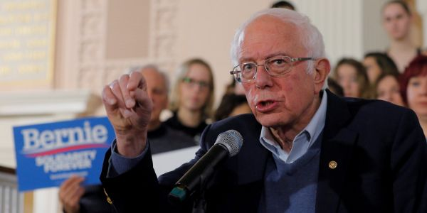 Bernie Sanders could be the most underestimated 2020 candidate, as he surges in the polls and nabs big-name endorsements 2 months after a heart attack