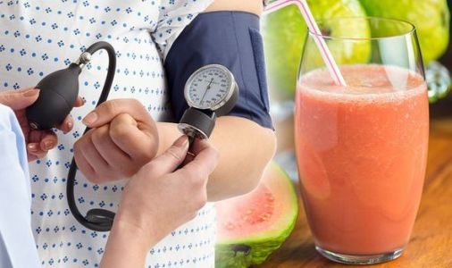 High blood pressure - 70p fruit juice you should have for breakfast to avoid hypertension