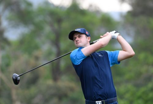 David Law feeling at home as he gears up for Vic Open title defence