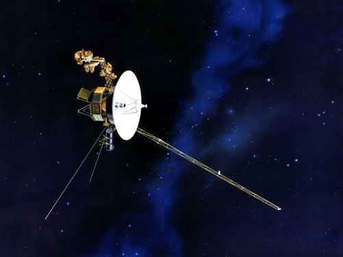 NASA says Voyager 2 is the second human object ever to touch interstellar space - the void between stars
