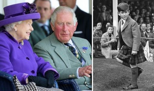 Prince Charles opens up on 'joys' of childhood in Scotland in heartfelt message
