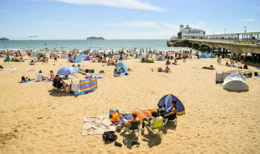 UK weather: We could be set for a heatwave - with temperatures hotter than the Caribbean