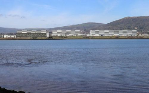 £45m plan will give Northern Ireland one of UK's largest film studio sites